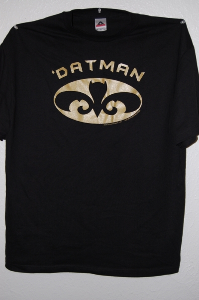 New Orleans Saints Who Dat Datman t-shirt